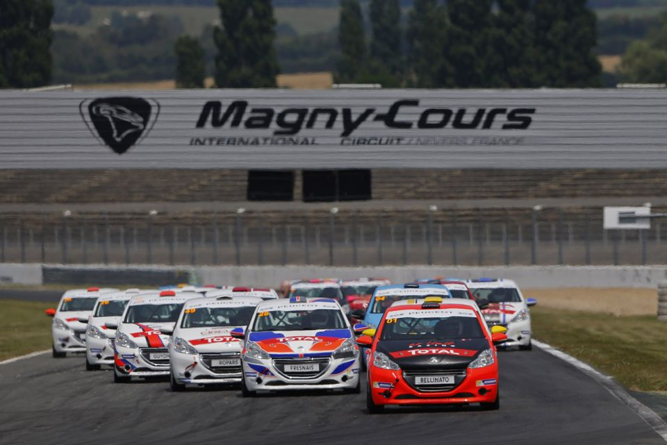 Rencontres peugeot sport magny cours 2016