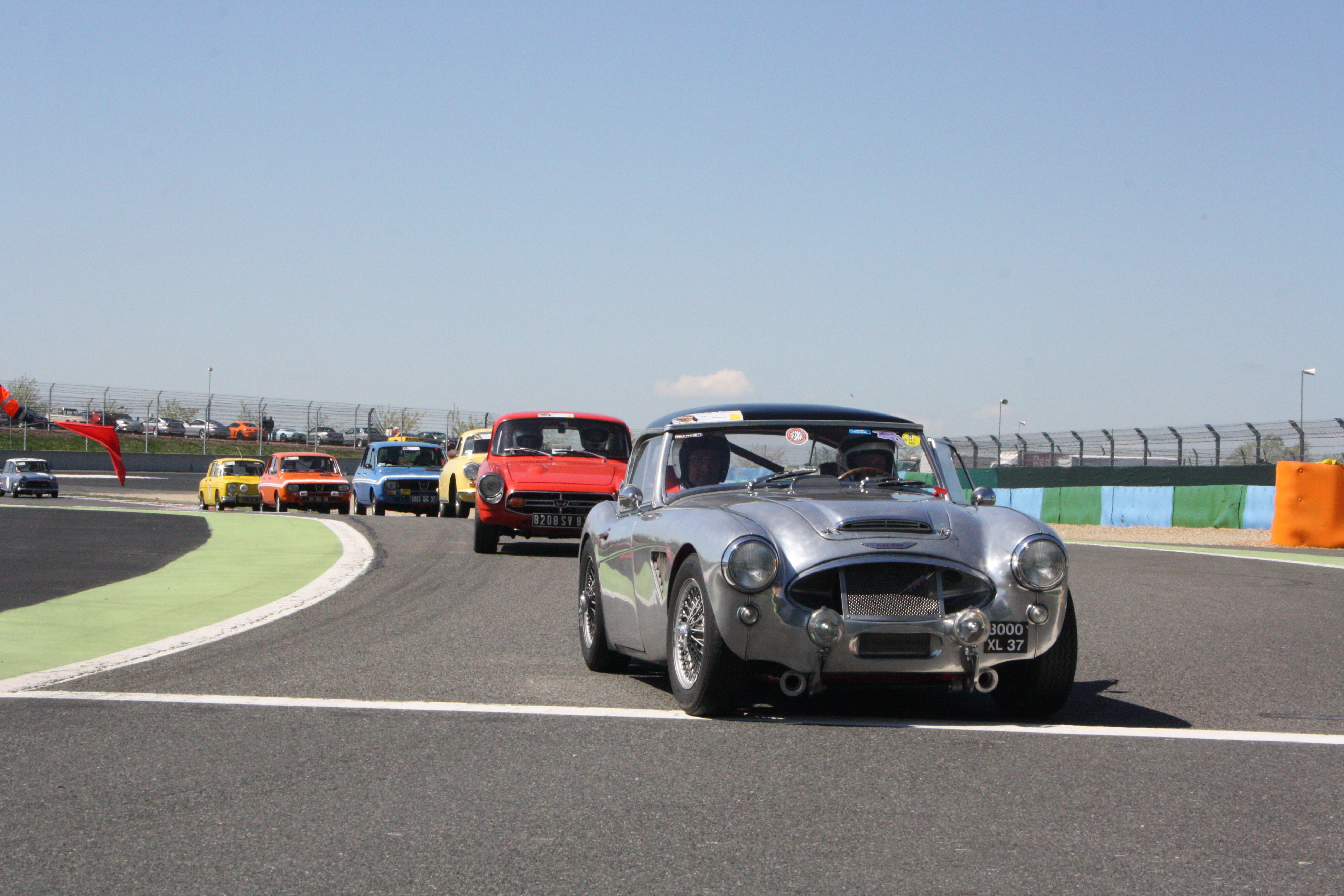 Classic Days Circuit De Magny Cours