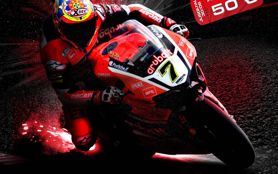 The Tickets Office for the WorldSBK is open !