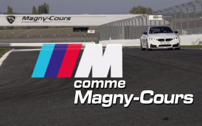 BMW – Magny-Cours partnership