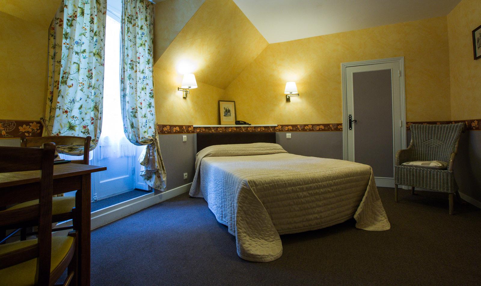 Hôtel-Moulins-Chambre Bien-être