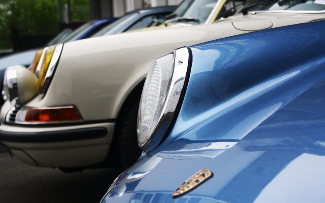 Paris Magny-Cours Porsche Festival