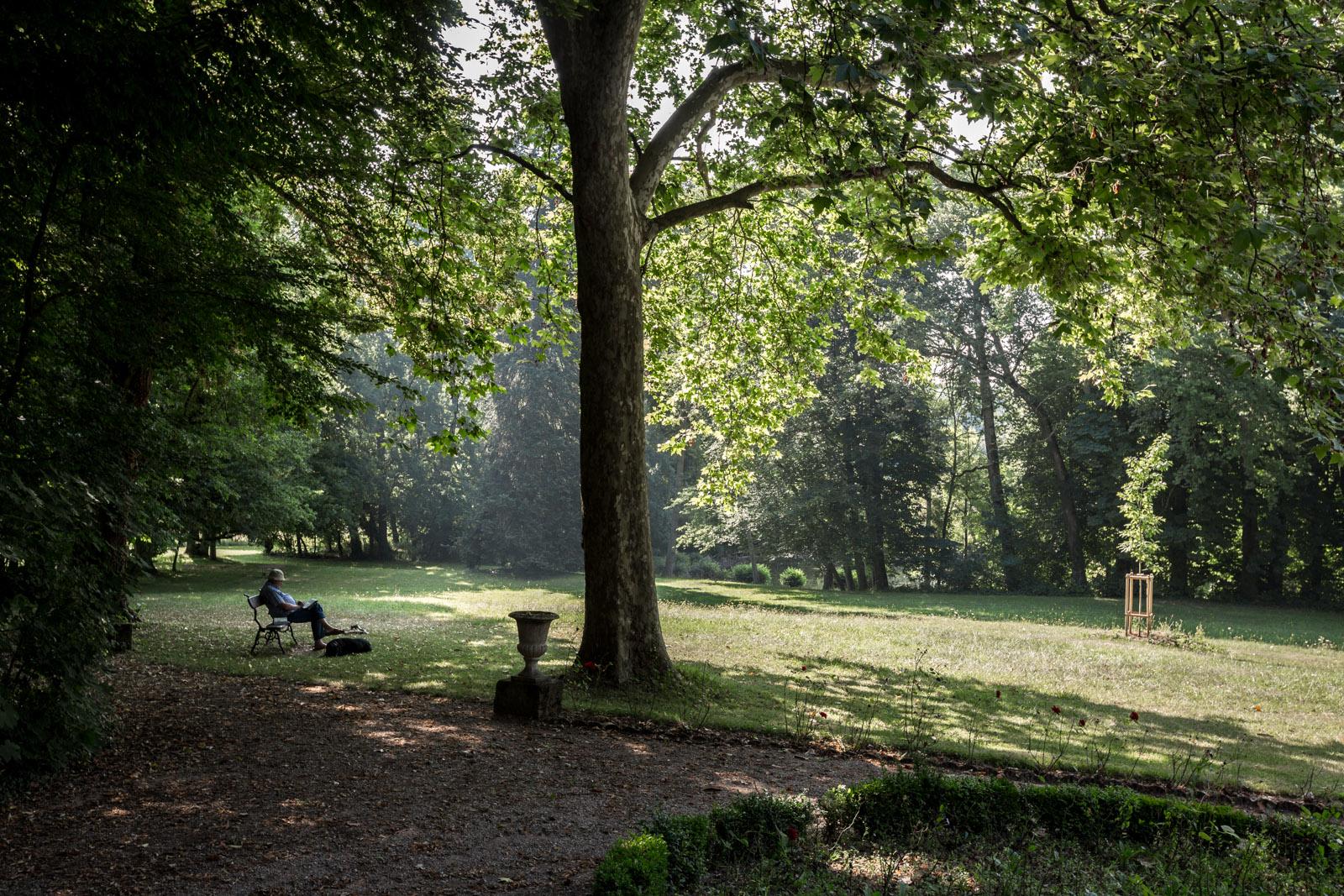 Hôtel-Moulins-Parc