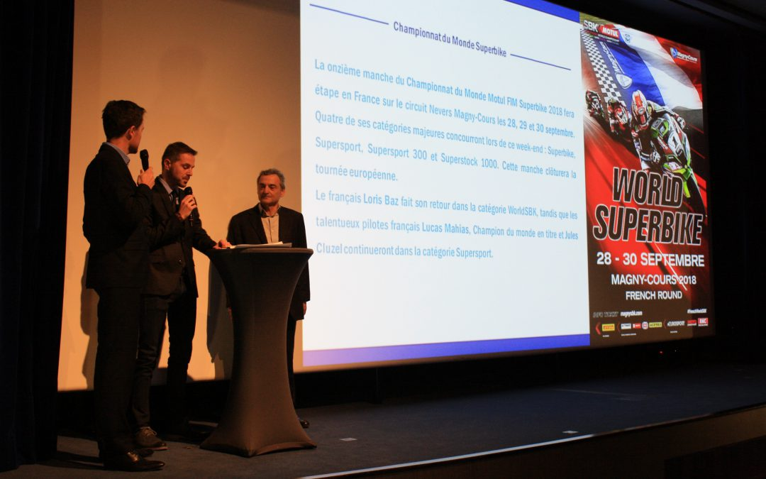 EXTENSION OF THE WORLD SUPERBIKE UNTIL 2022