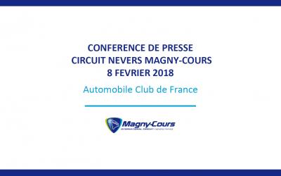 Dossier Conférence de Presse (8 Février 2018)