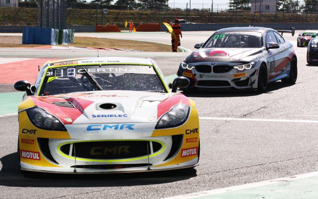 Bilan de la première journée du Championnat de France FFSA GT-GT4 France