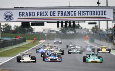 Grand prix de France Historique, returns for 2019