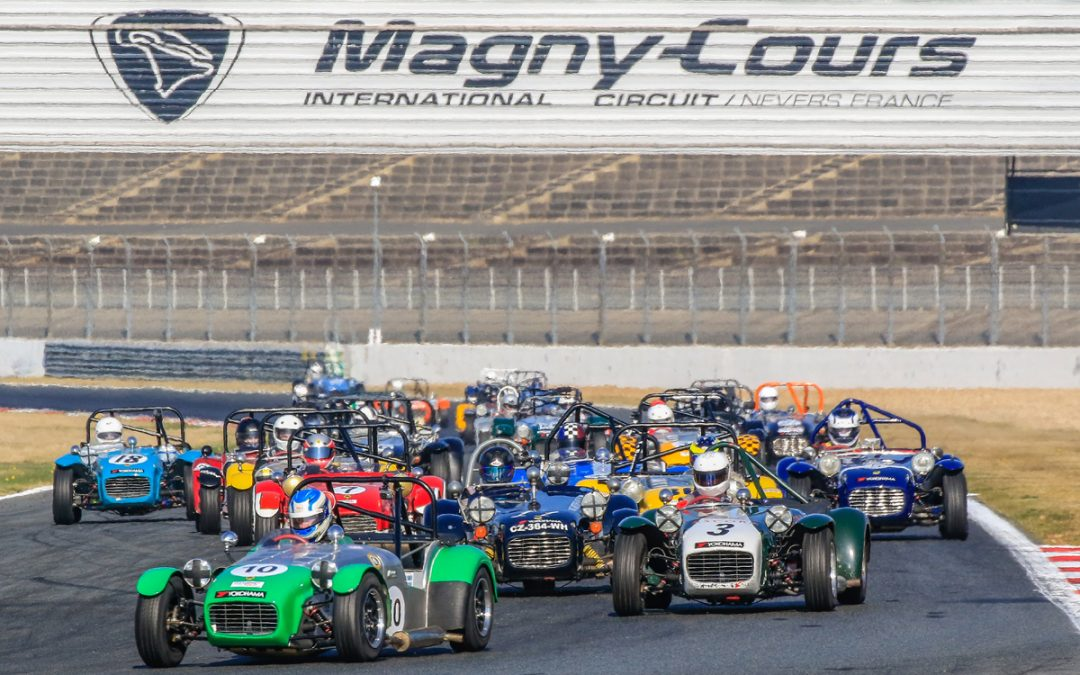 HISTORIC' TOUR de Nevers Magny-Cours