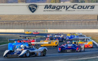 HISTORIC' TOUR de Nevers Magny-Cours 2018