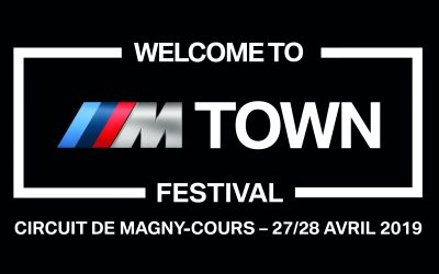 Welcome to BMW M Town Festival