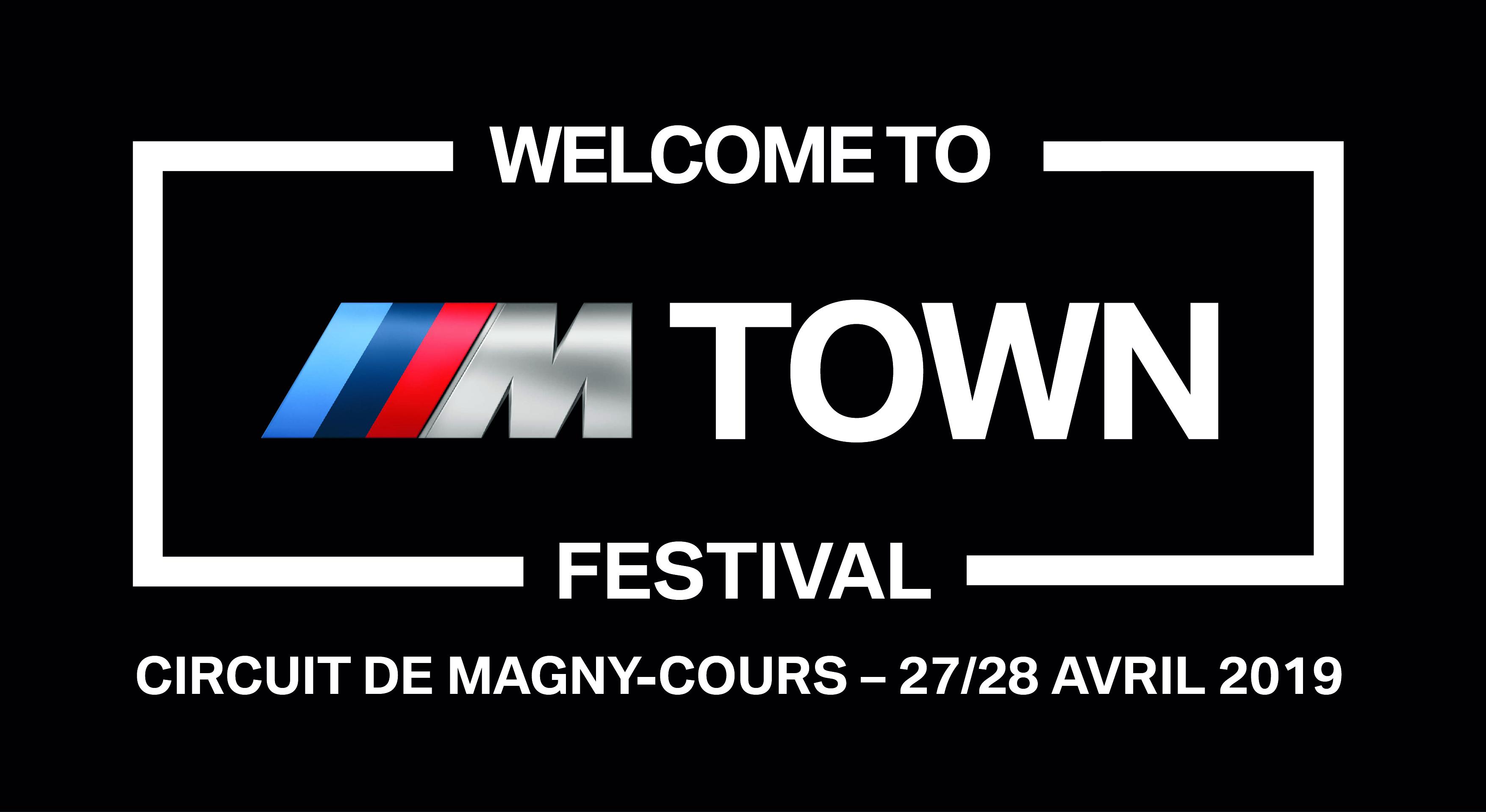 Bmw M Town Festival Circuit De Magny Cours