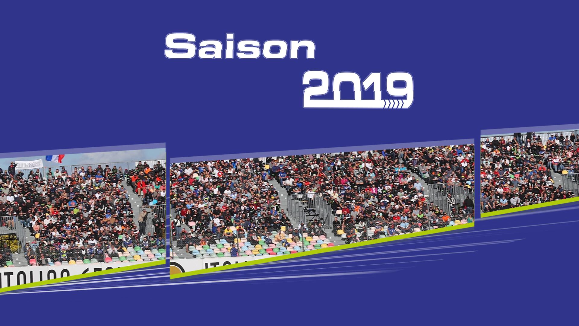 Calendrier Magny Cours 2020.La Saison 2019 Est Lancee Voici Le Calendrier Des