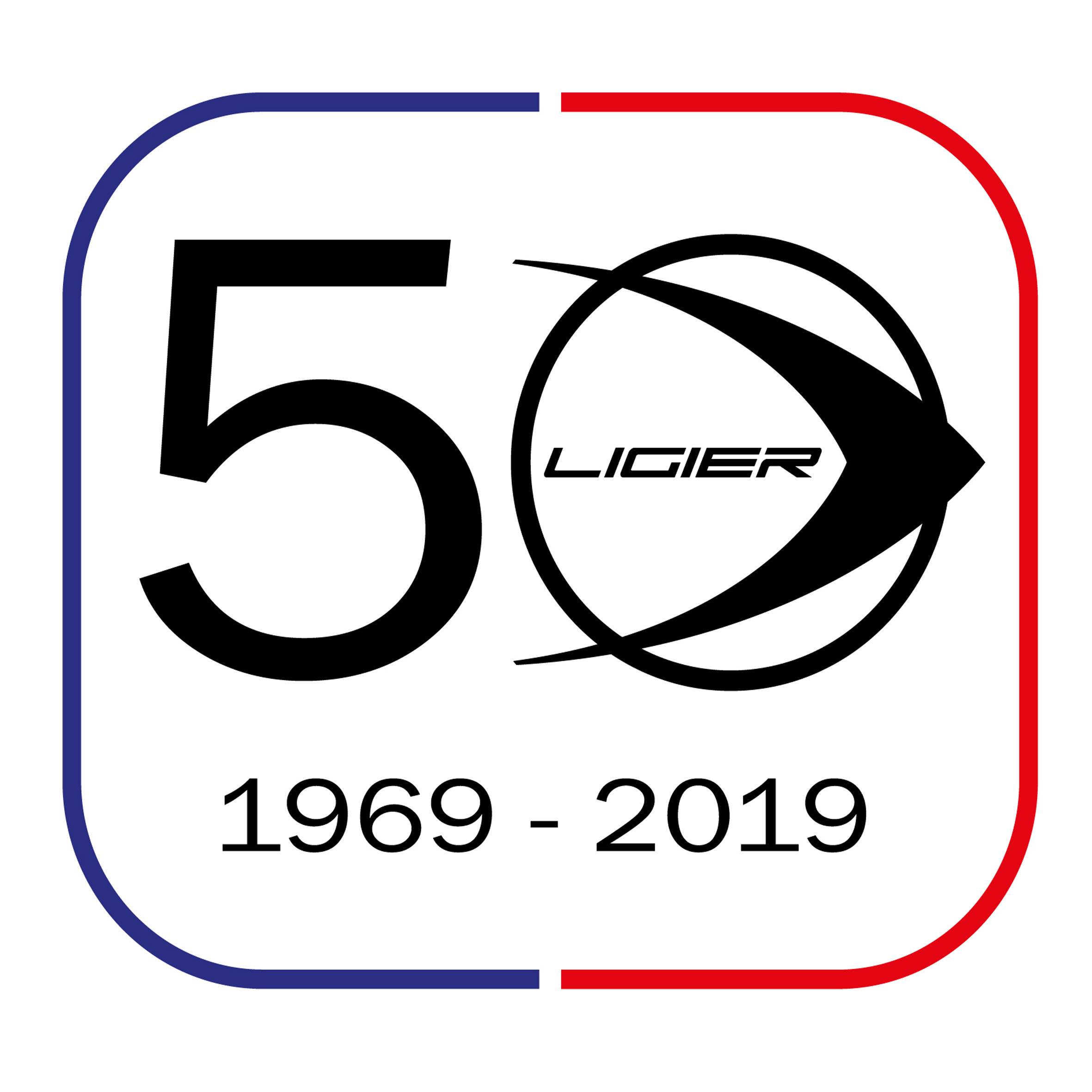 50 years of Ligier
