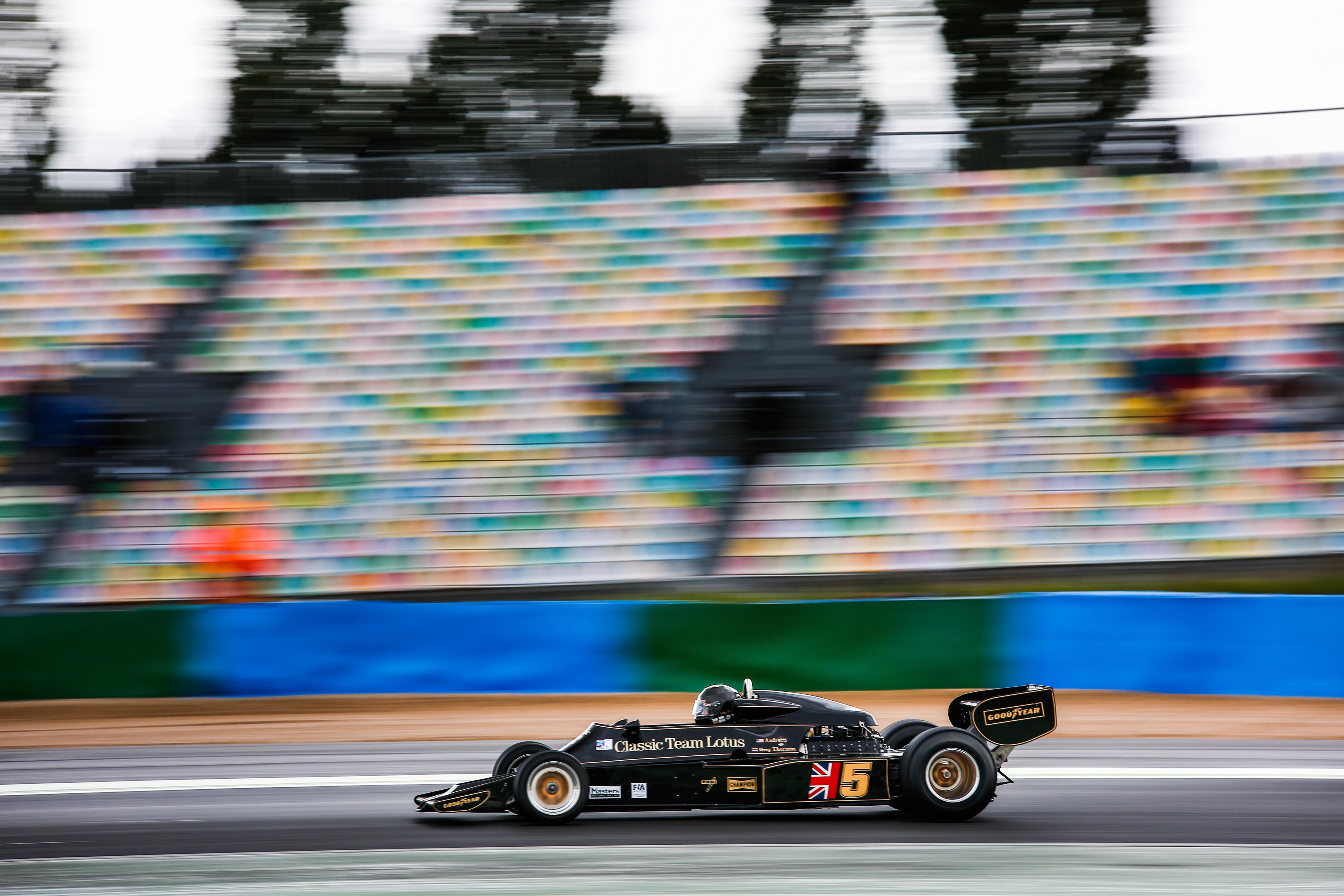 65 Team Lotus