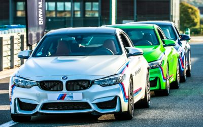 BMW France inaugure au Circuit, son école de pilotage officielle « BMW Driving Experience ».