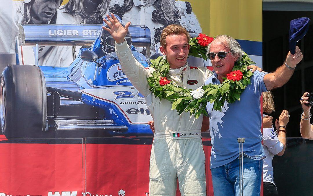 Ligier, un cinquantième anniversaire récompensé par une victoire !