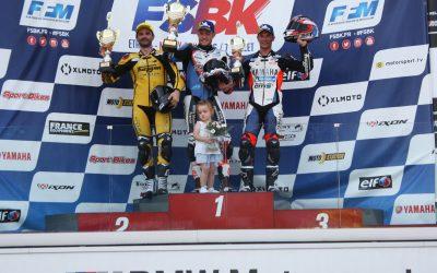 Mathieu Gines réalise un doublé en Superbike !