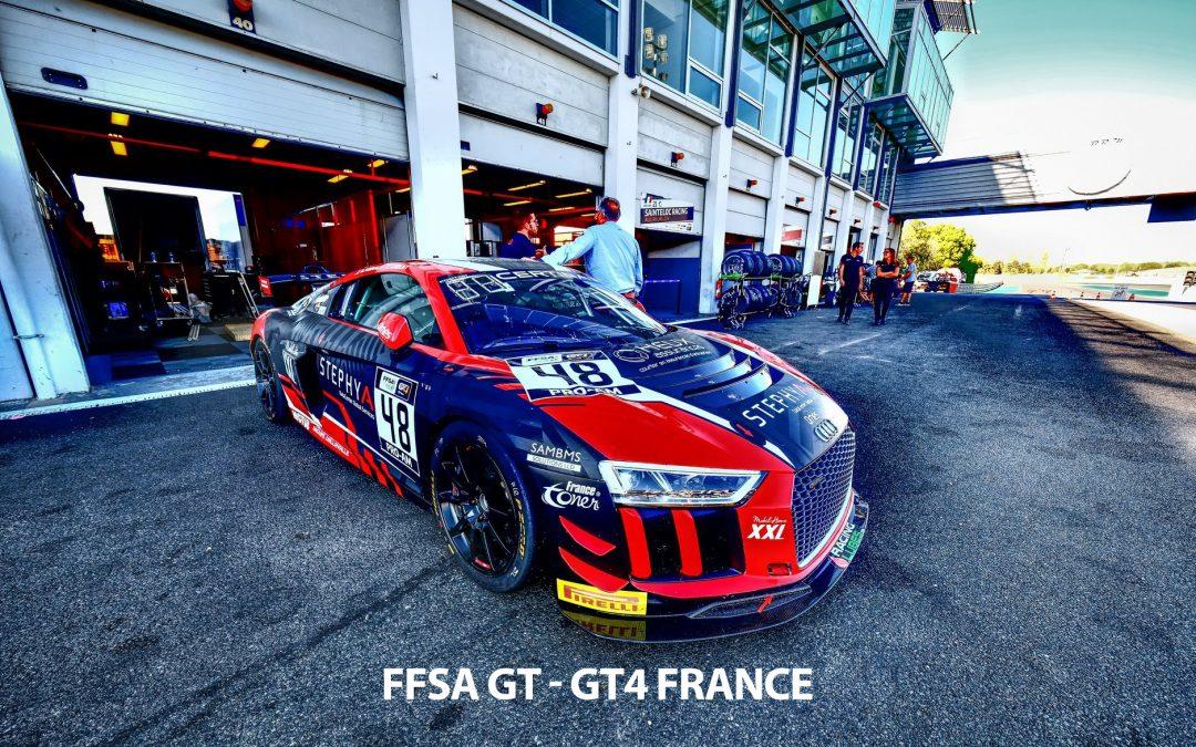 FFSA GT – GT4 FRANCE 2019