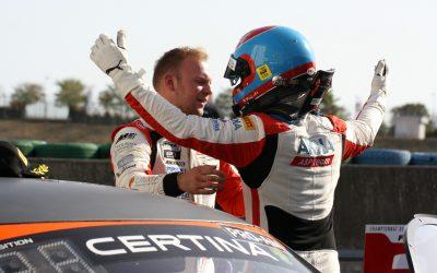Un podium 100% Mercedes pour le FFSA GT – GT4 France