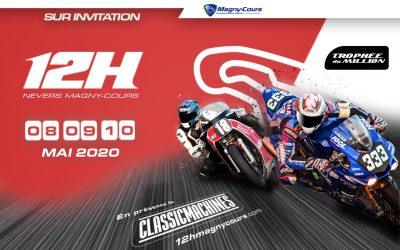 Communiqué de presse │ 12H de Nevers Magny-Cours 2020
