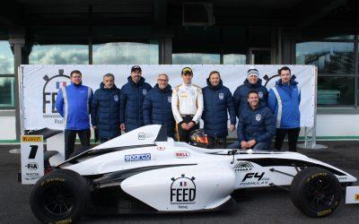 MARIJN KREMERS remporte le premier volant FEED RACING