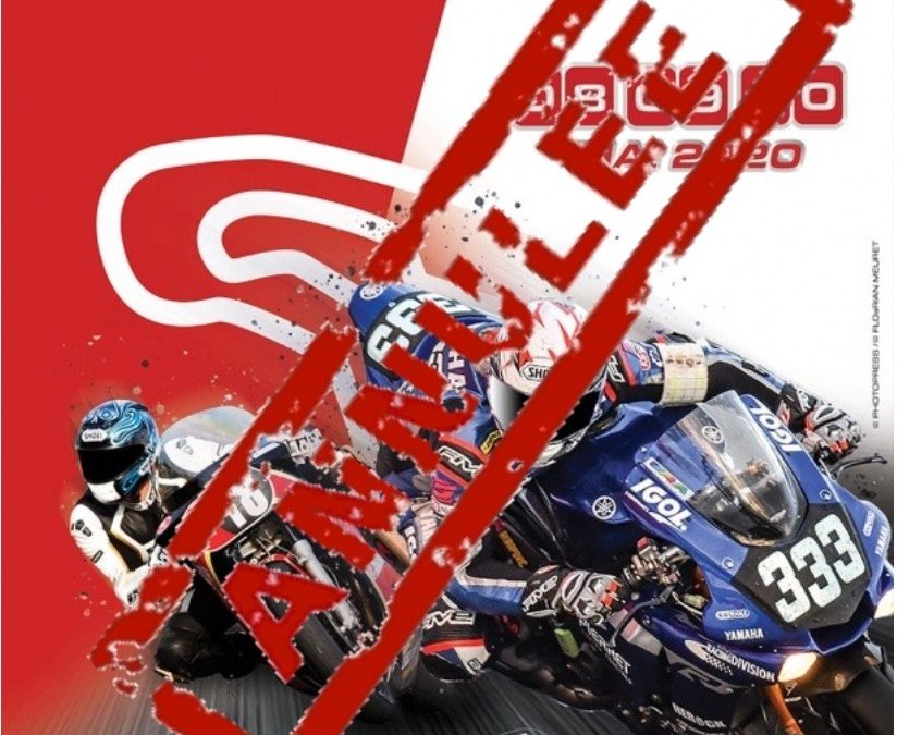 ANNULATION – 12H NEVERS MAGNY-COURS 2020