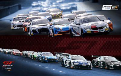 OUVERTURE BILLETTERIE GT WORLD & FFSA GT