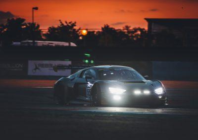 #55 Attempto Racing DEU Audi R8 LMS GT3 - Tommaso Mosca ITA Mattia Drudi ITA, Official Test Session-3