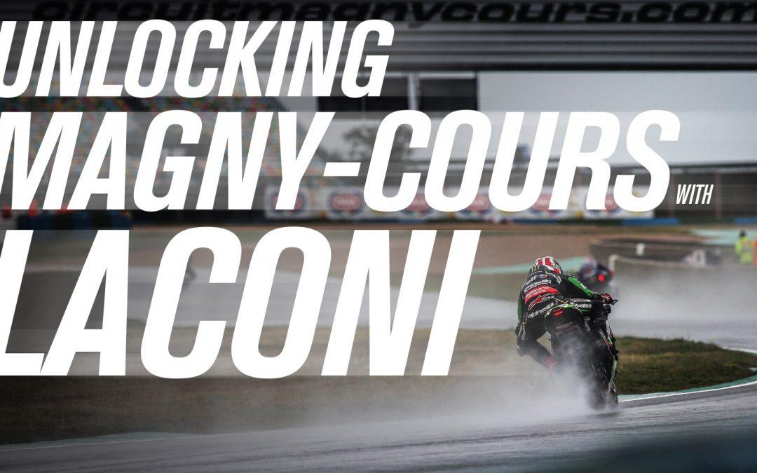 Les cinq grands titres de Magny-Cours, par Régis Laconi