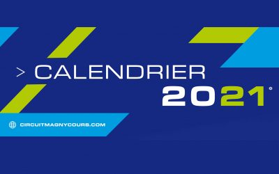 Calendar of events 2021