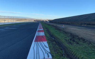 Homologation work – Grand prix track