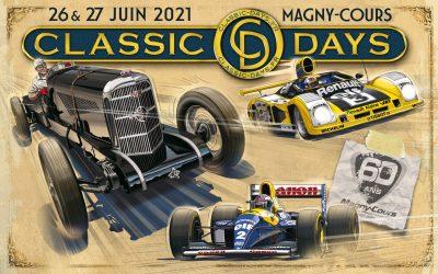 Classic Days 2021 postponed until june!