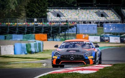 Championnat de France FFSA GT : les Mercedes-AMG dominent les essais libres 1