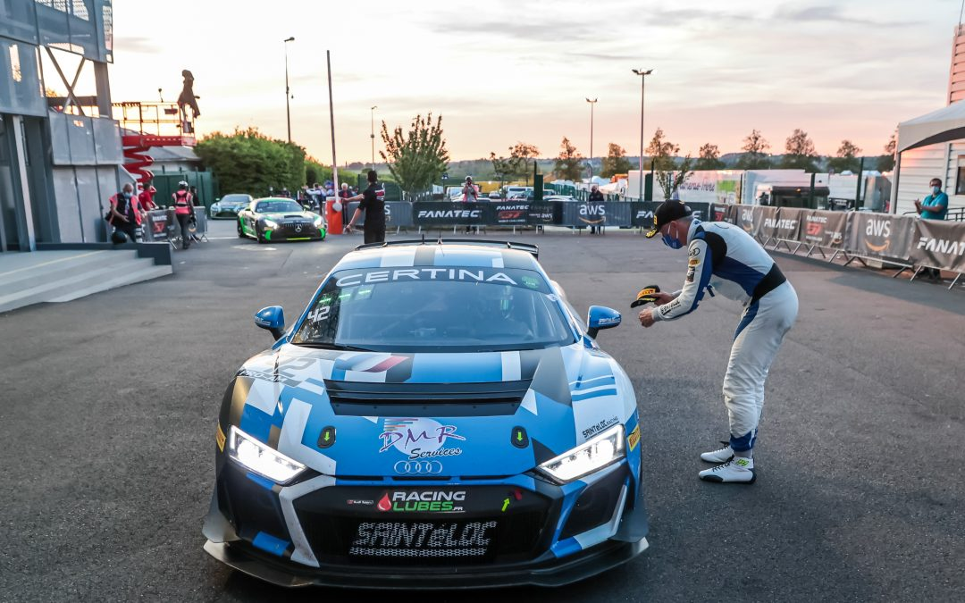 Championnat de France FFSA GT : Guilvert-Michal renouent avec la victoire