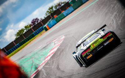 Fanatec GT World Challenge Europe Powered by AWS : L'équipe WRT commence de manière idéale.