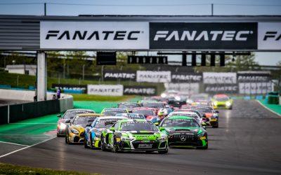 Championnat de France FFSA GT : Le doublé pour le Saintéloc Junior Team
