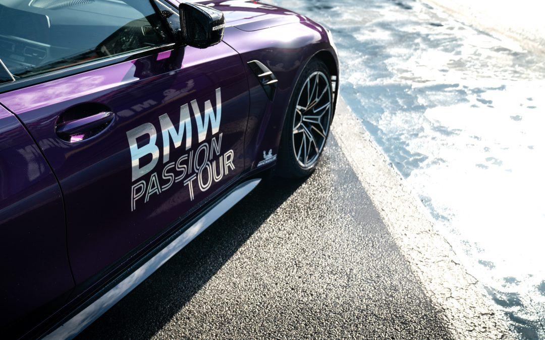 │ BMW PASSION TOUR