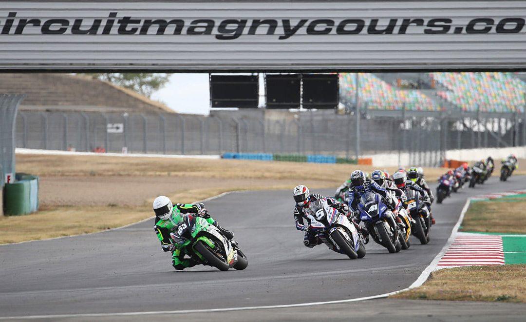 5ème étape du Championnat de France Superbike à Nevers Magny-Cours