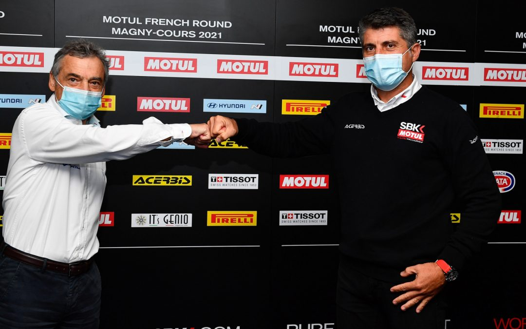 Magny-Cours extends WorldSBK contract until 2024 !