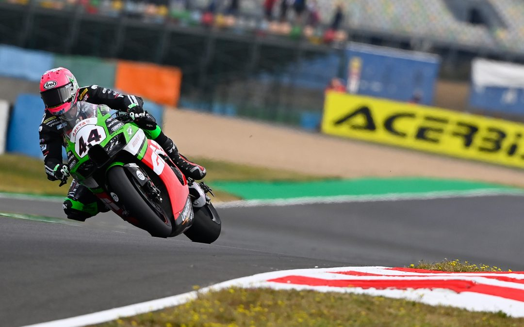 Mahias ruled out of Race 1 at Magny-Cours, to be reassessed on Sunday