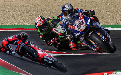 UPS AND DOWNS: Incredible battles in France, a Saturday struggle for Redding